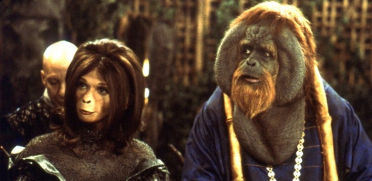 il pianeta delle scimmie 2001